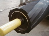 Rubber-Covered Rolls