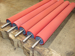 Urethane-Covered Rolls